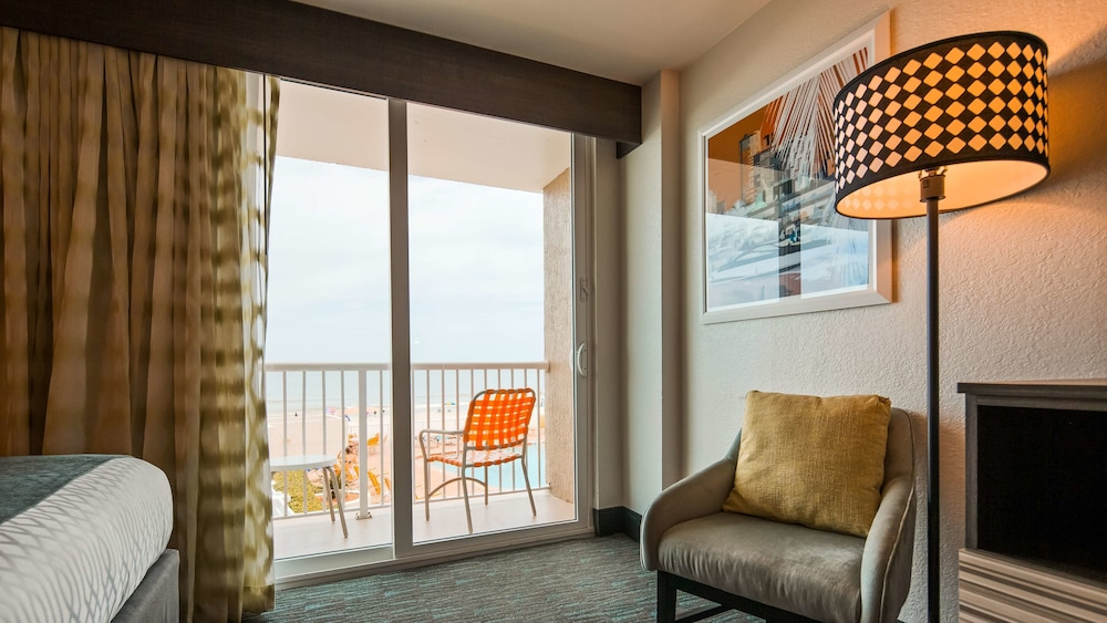 Beach/Ocean View, Best Western Plus Daytona Inn Seabreeze Oceanfront