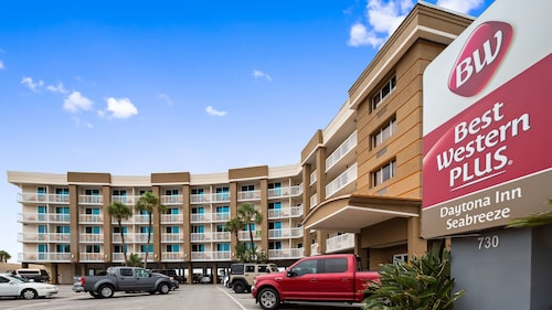 Best Western Plus Daytona Inn Seabreeze Oceanfront