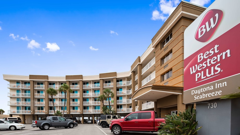 Featured Image, Best Western Plus Daytona Inn Seabreeze Oceanfront