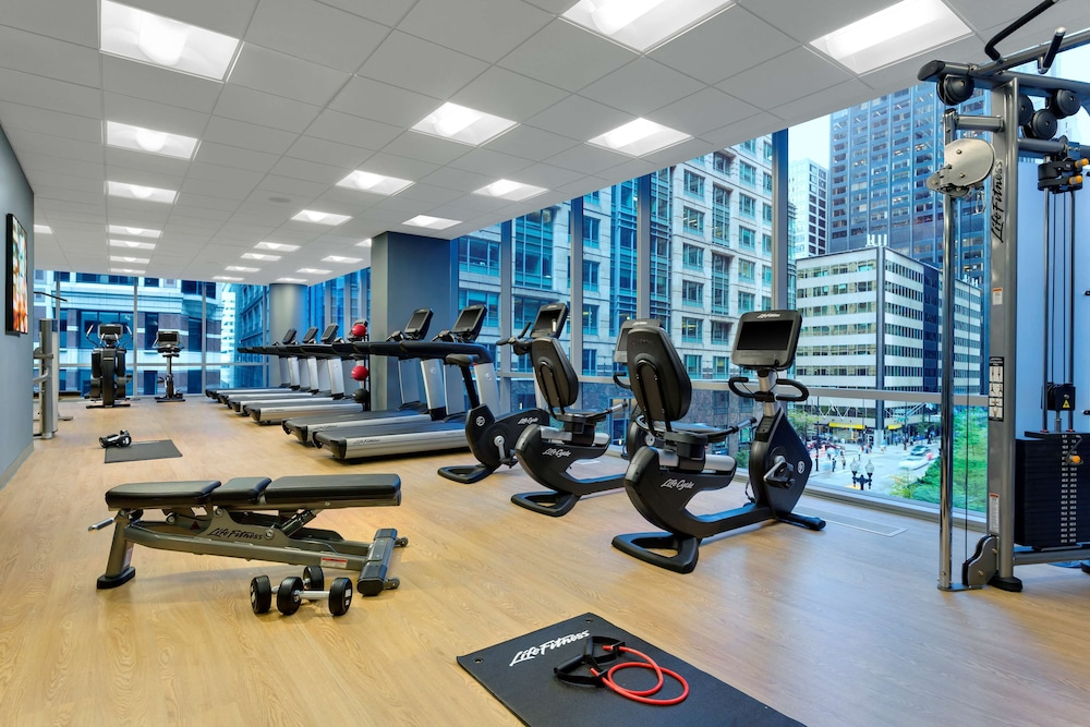Fitness Facility, Hyatt Place Chicago/Downtown - The Loop