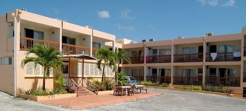 Property Grounds, Carib Blue Apartments