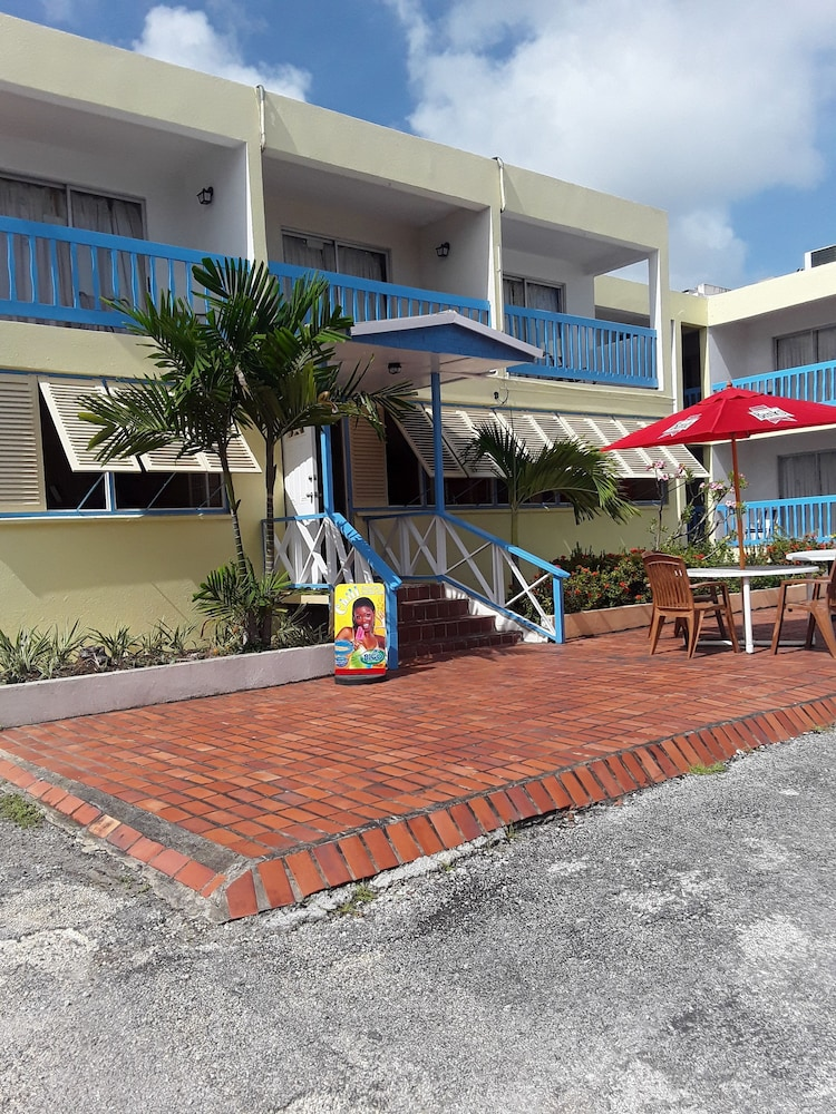 , Carib Blue Apartments