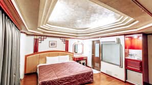設計自成一格、窗簾、免費 Wi-Fi