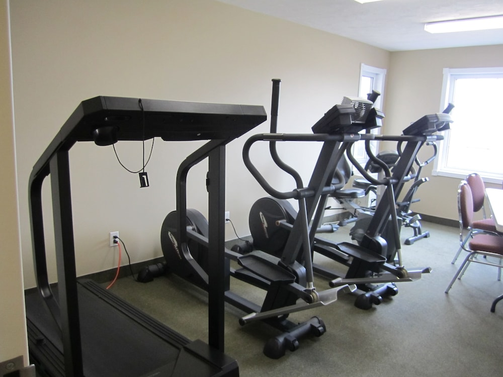 Gym, Auberge Bouctouche Inn & Suites