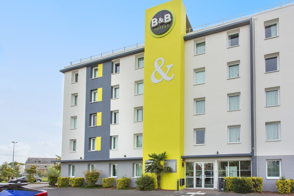 Front of Property, B&B Hotel Valenciennes