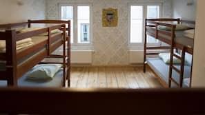 Een kluis op de kamer, gratis babybedden, gratis wifi