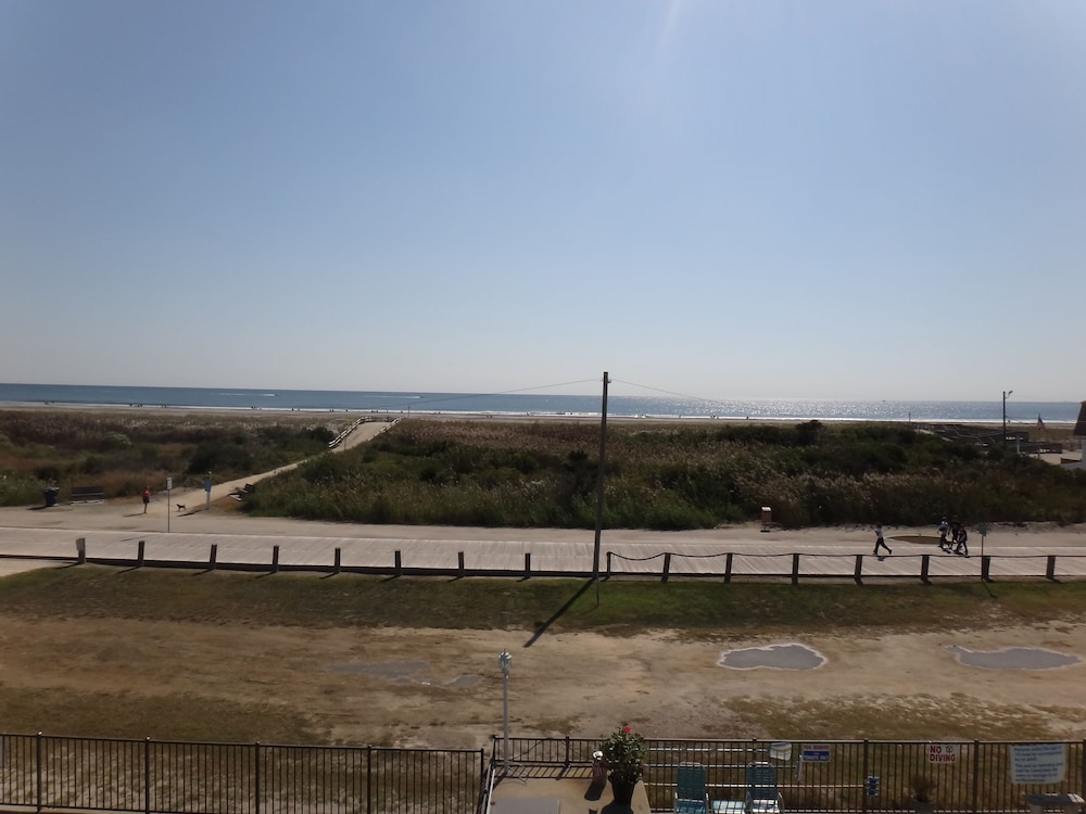View from Property, Le Boot Oceanfront Suites