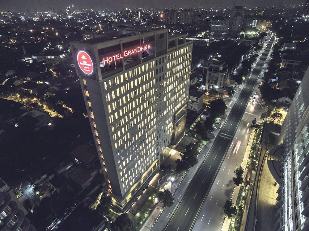 Hotel Grandhika Iskandarsyah Jakarta Idn Airasiago