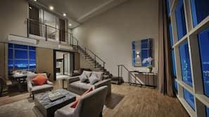 1 bedroom, premium bedding, soundproofing, iron/ironing board