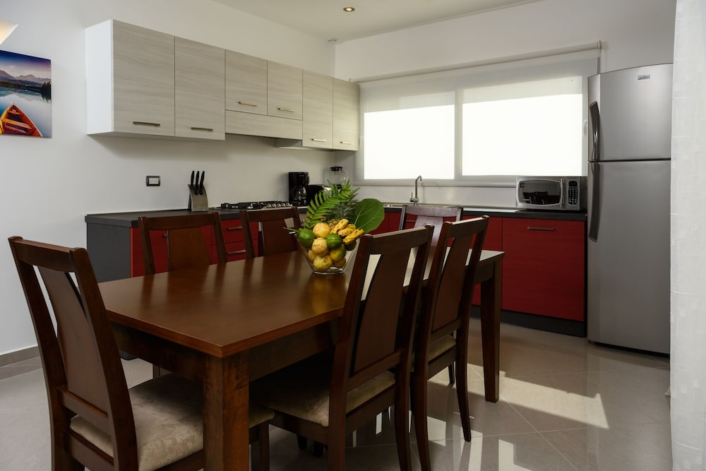 Private Kitchen, Aligio Aparthotel & Spa