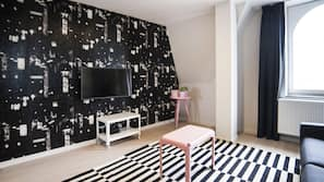 Flatscreentelevisie