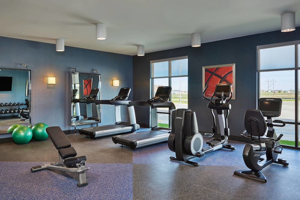 Fitness Facility, Four Points by Sheraton Fargo Medical Center