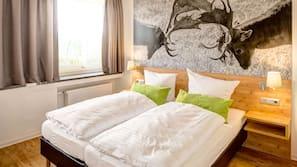Hochwertige Bettwaren, kostenlose Babybetten, Zustellbetten