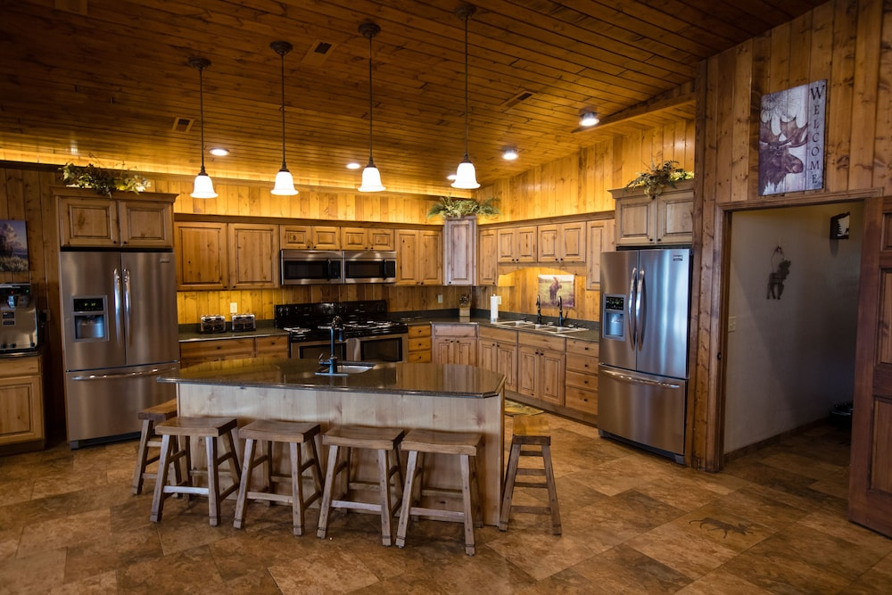 Private Kitchen, Lewis and Clark Resort