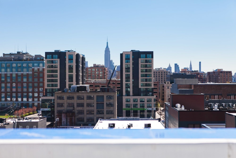 View from Property, Dharma Home Suites Hoboken at Novia