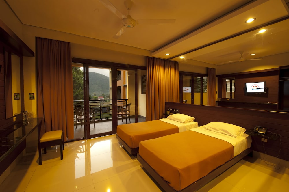 Hotel bintang tawangmangu reviews photos rates for Design hotel bintang 3