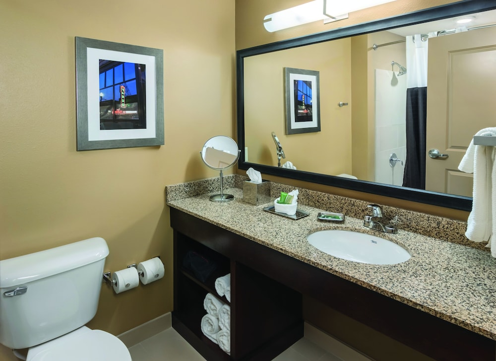 Bathroom, ClubHouse Hotel & Suites - Fargo