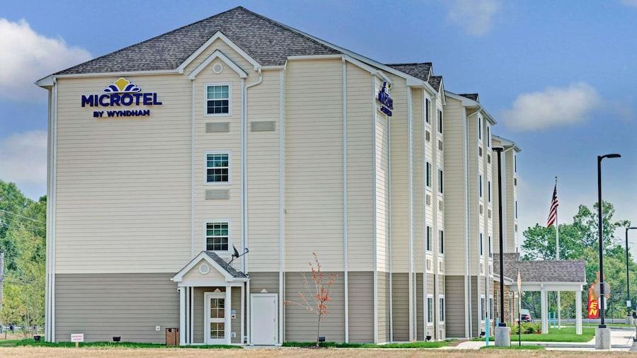 Microtel Inn & Suites By Wyndham Philadelphia Airport Ridley