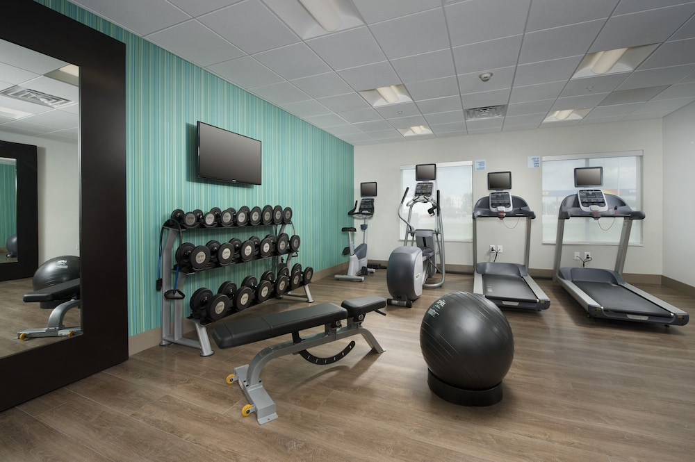 Fitness Facility, Holiday Inn Express & Suites Bay City