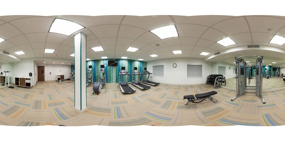 Fitness Facility, Holiday Inn Express & Suites Pahrump