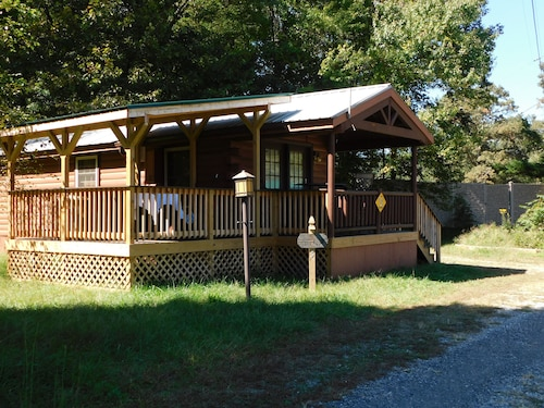 Asheville River Cabins - All With River Views