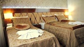 미니바, 객실 내 금고, 간이 침대, 무료 WiFi