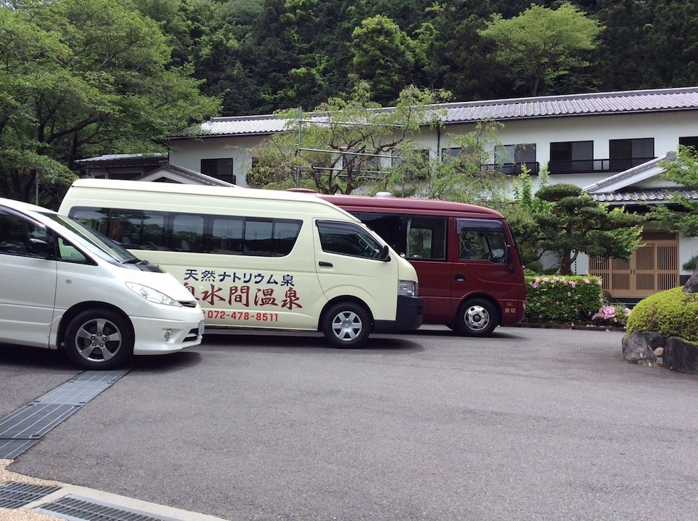 Train Station Shuttle, Okumizuma Onsen