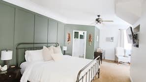 Premium bedding, minibar, individually decorated, individually furnished