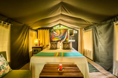 Mahoora Tented Safari Camp All-Inclusive - Wilpattu