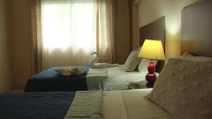 Premium bedding, rollaway beds, wheelchair access