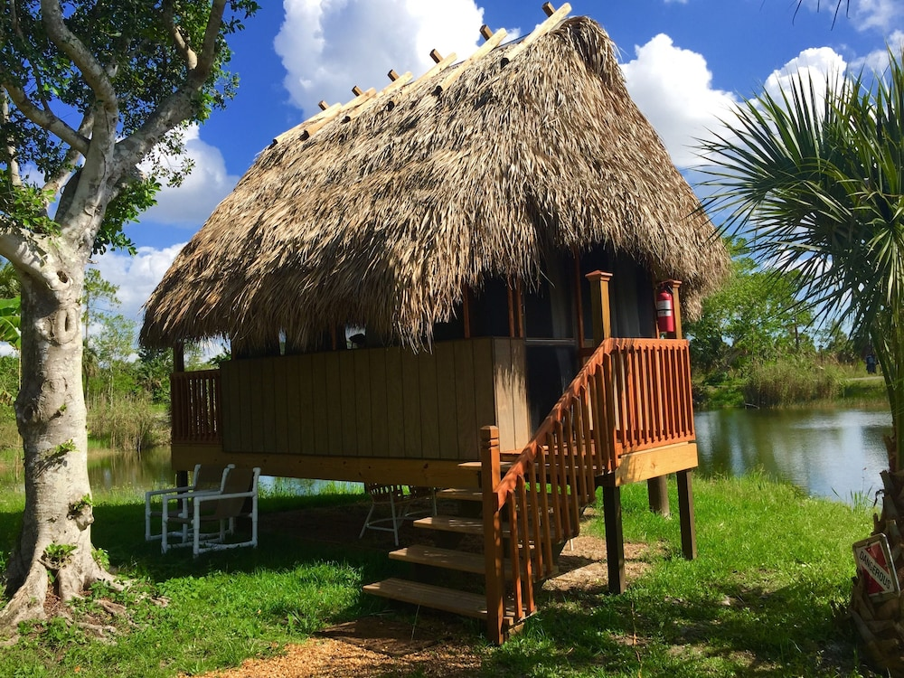 Exterior, Everglades Chickee Cottages - Ochopee