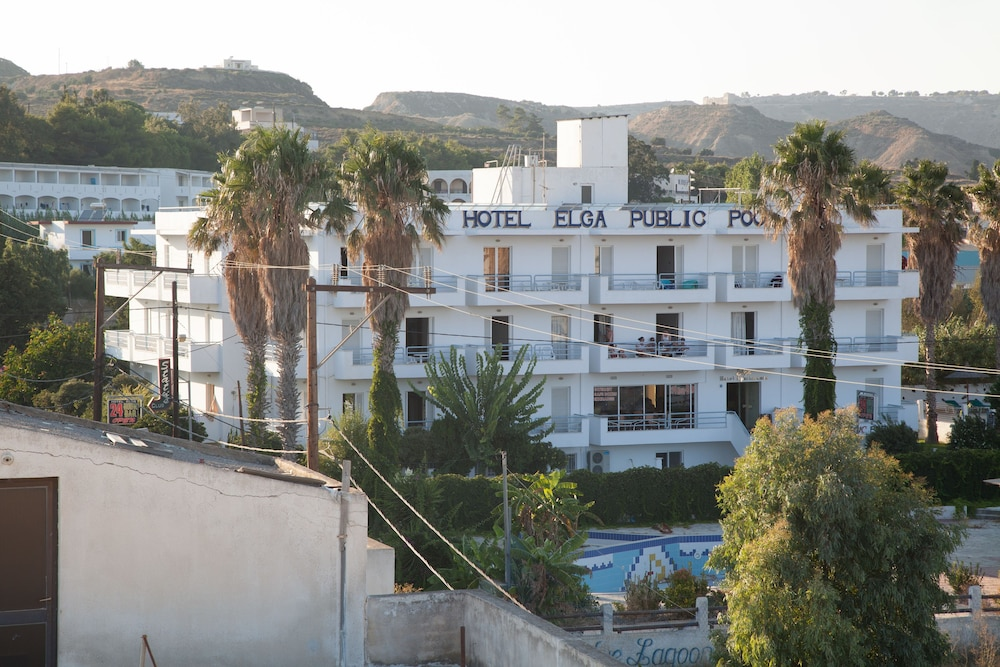 Front of Property, Elga Hotel