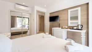 Coffre-forts dans les chambres, Wi-Fi (en supplément), draps fournis