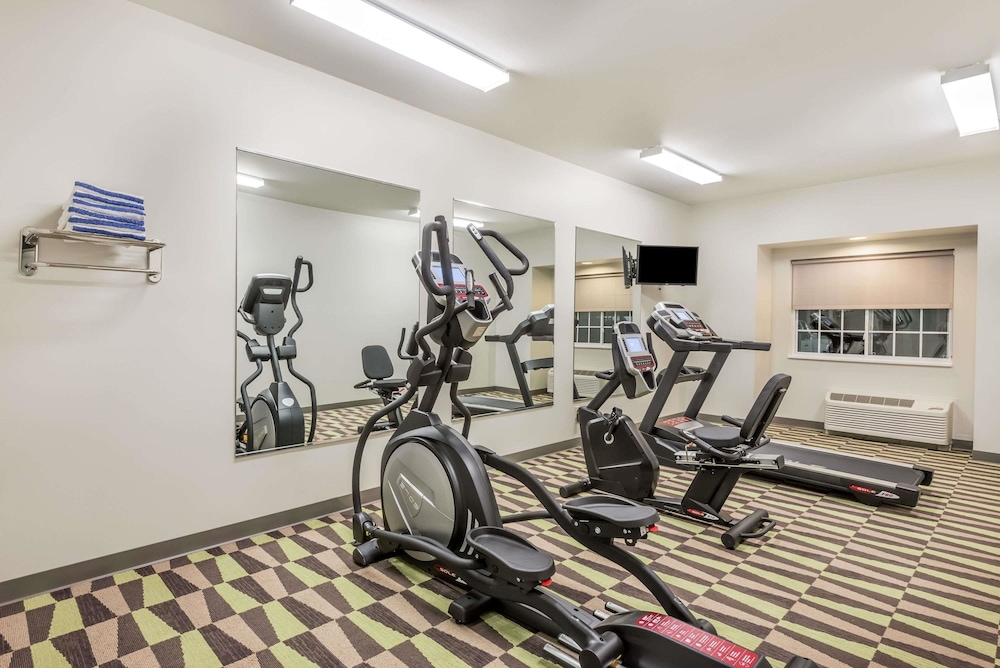 Fitness Facility, Microtel Inn & Suites By Wyndham Beaver Falls