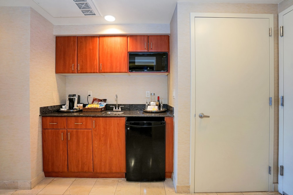 Private Kitchenette, Private Ocean Condos at Trump Sunny Isles