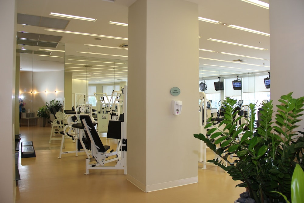 Fitness Facility, Private Ocean Condos at Trump Sunny Isles