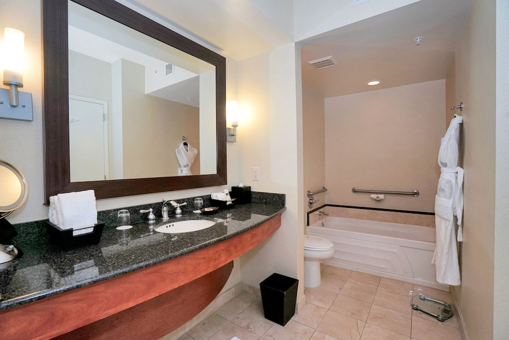 Bathroom, Private Ocean Condos at Trump Sunny Isles