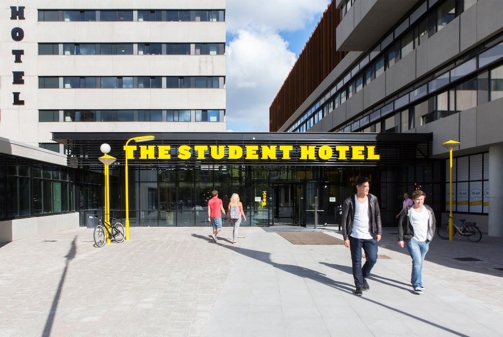 The Student Hotel Amsterdam Suit