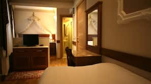 In-room safe, free cots/infant beds, free rollaway beds, free WiFi