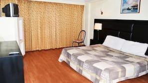 Tabla de planchar con plancha, camas supletorias (de pago), wifi gratis
