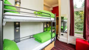 Cribs/infant beds, wheelchair access