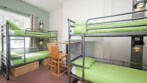 Iron/ironing board, free cots/infant beds, linens, wheelchair access