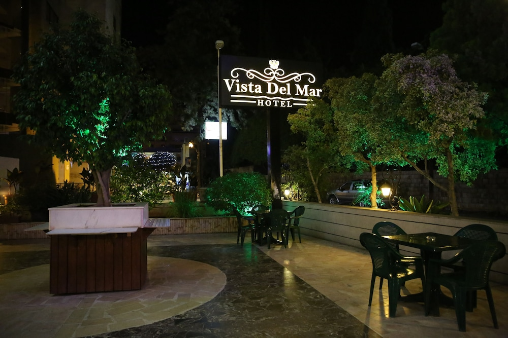 Terrace/Patio, Vista Del Mar Hotel