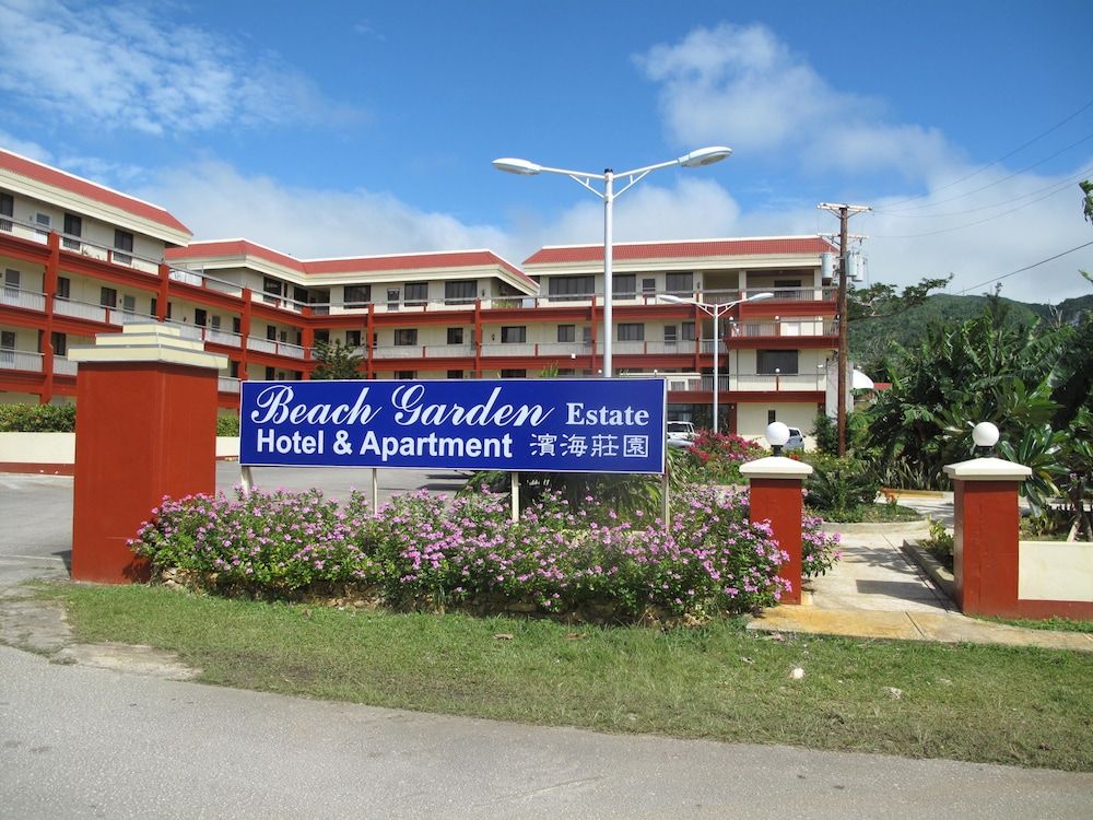 ビーチ ガーデン ホテル & アパートメント