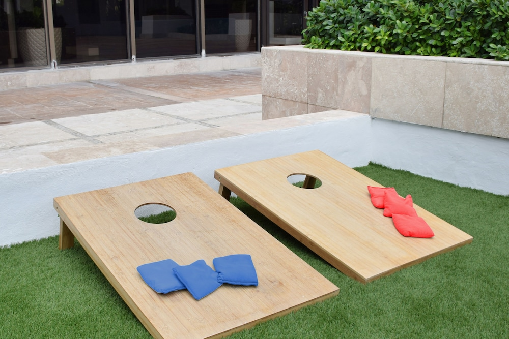 Children's Play Area - Outdoor, Seacoast Suites on Miami Beach