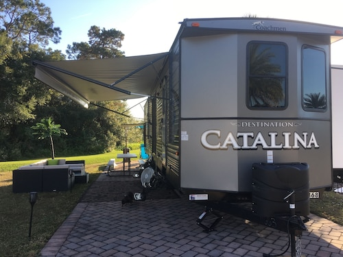 Greenberg Rent A Camper - Orlando Area - Campground