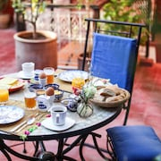 아침 식사
