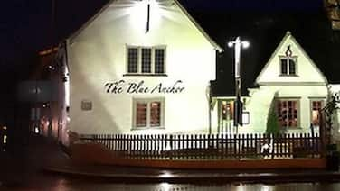The Blue Anchor Feering