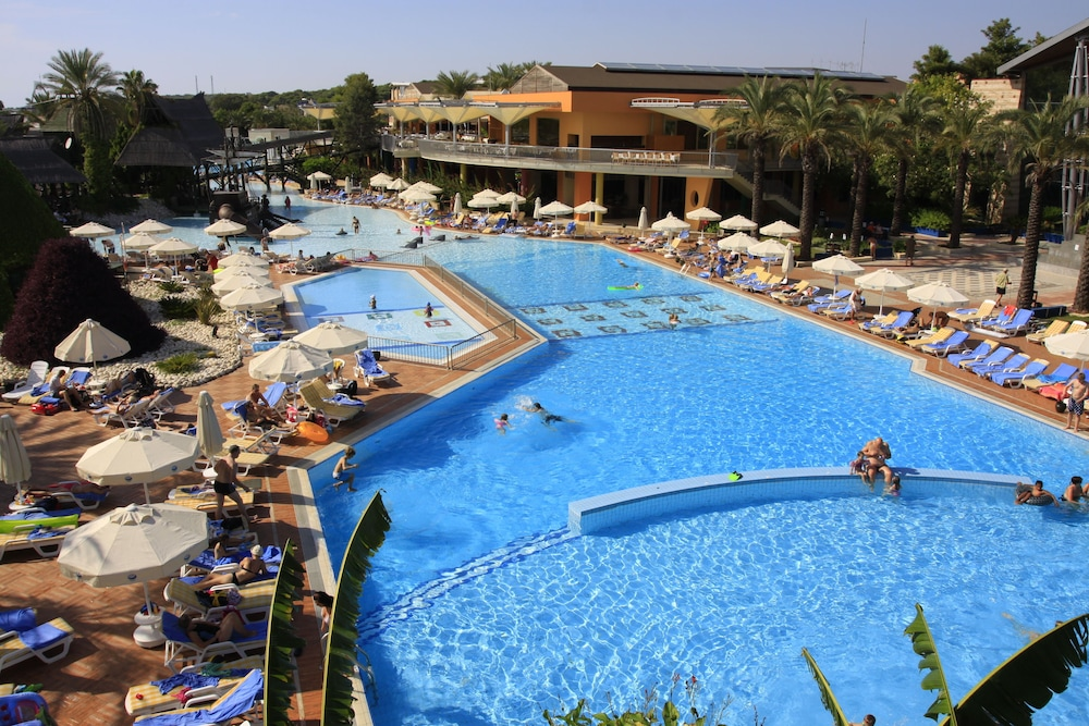 Outdoor Pool, Pegasos World Hotel - All Inclusive