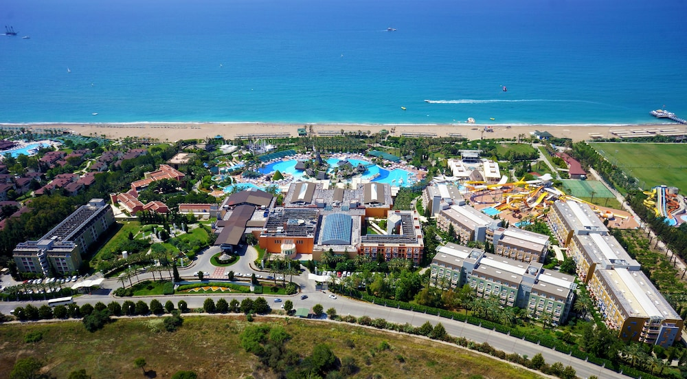 Property Grounds, Pegasos World Hotel - All Inclusive